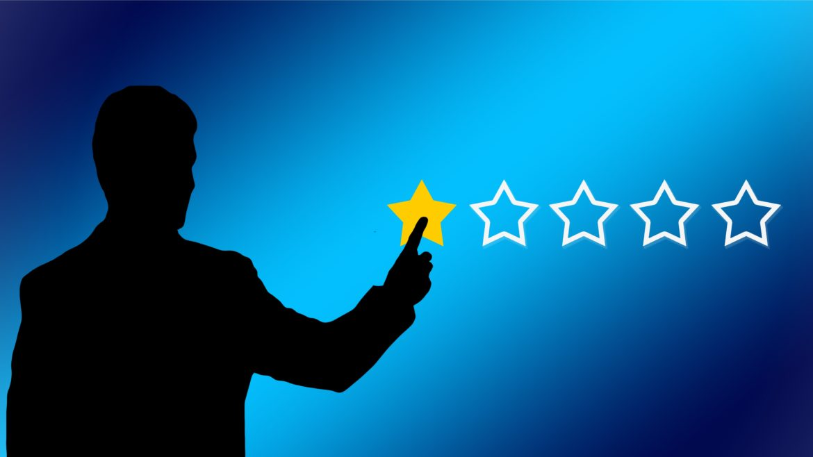 how to get 5 star review