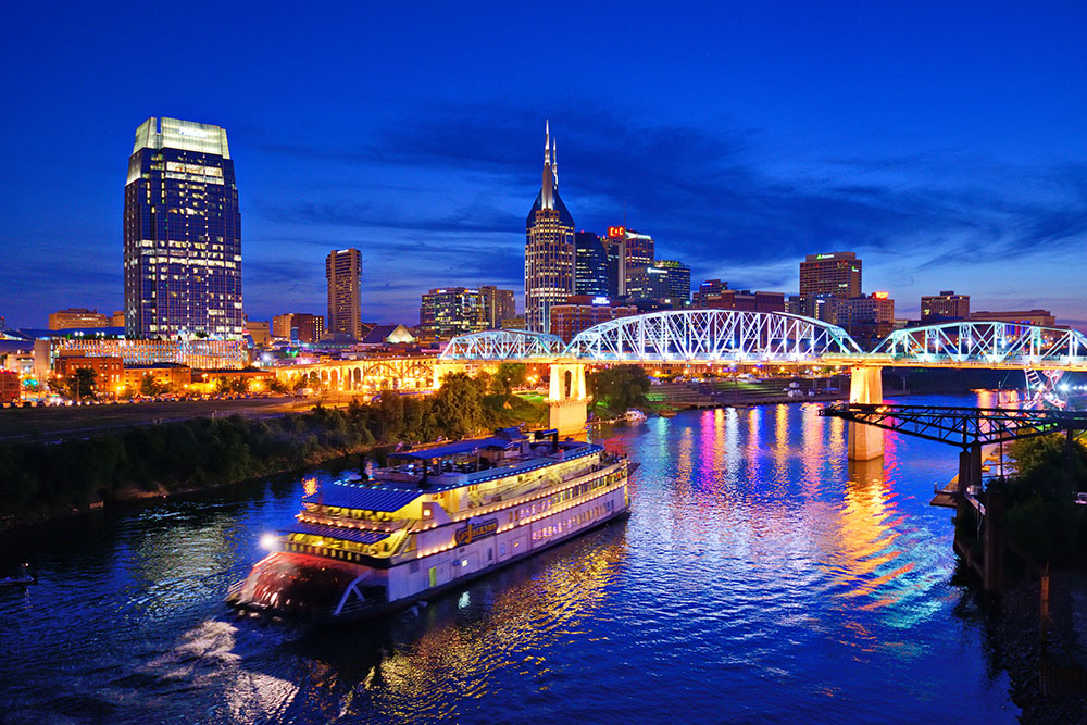 Cross-selling with Nashville hotels and resorts