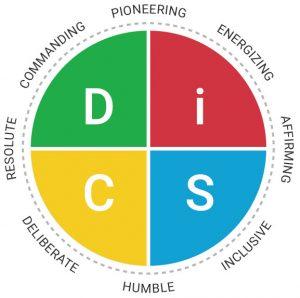 DISC Assessment ecommerce