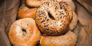 selling bagels online