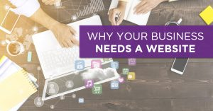 why have a business website